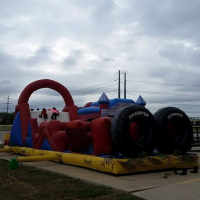 Swamper Stomper Obstacle Course